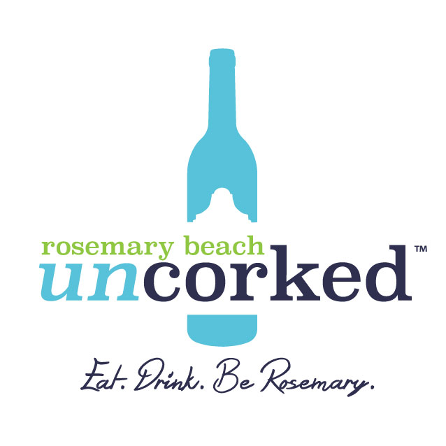 Rosemary Beach Uncorked™ Logo